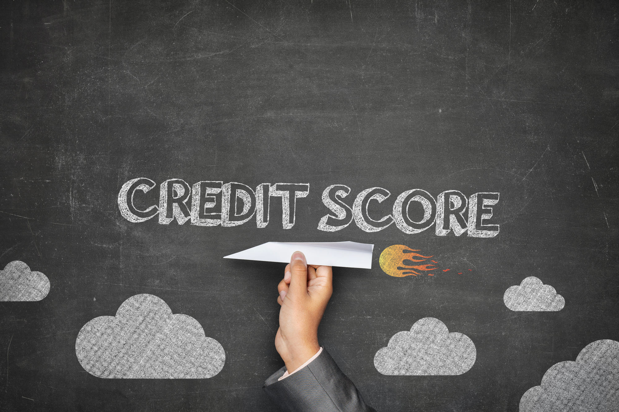 credit score dropped reason